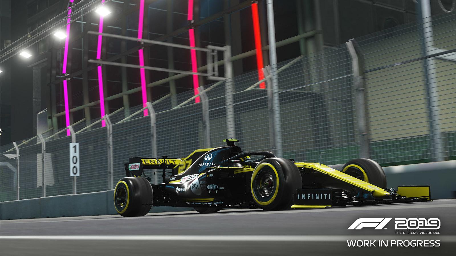 F1 2019 pura adrenalina al volante ideal